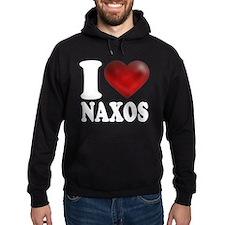 I Heart Naxos Hoodie