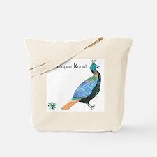 Himalayan Monal Tote Bag
