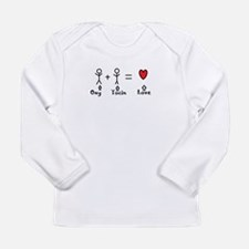 Oxy + Tocin = Love Long Sleeve T-Shirt