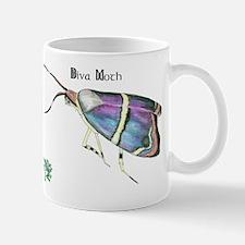 Diva Moth Mug