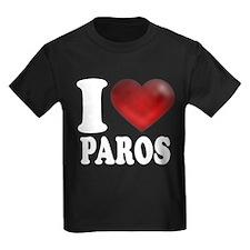 I Heart Paros T