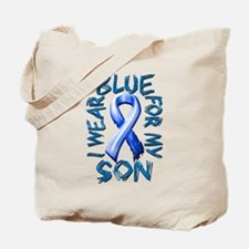 I Wear Blue for my Son.png Tote Bag