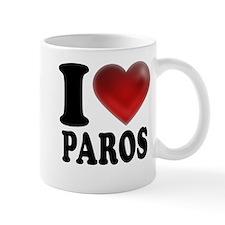I Heart Paros Mug