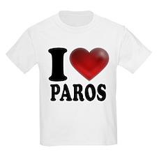 I Heart Paros T-Shirt