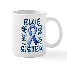 I Wear Blue for my Sister.png Mug