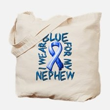 I Wear Blue for my Nephew.png Tote Bag