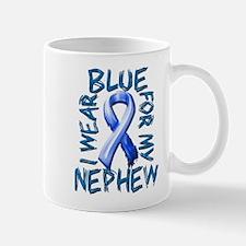 I Wear Blue for my Nephew.png Mug