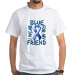 I Wear Blue for my Friend.png Shirt