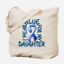 I Wear Blue for my Daughter.png Tote Bag