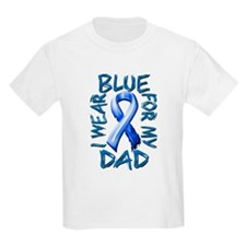 I Wear Blue for my Dad.png T-Shirt