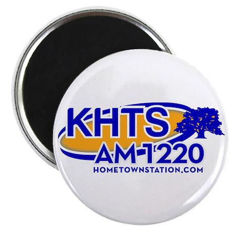 KHTS Logo Magnet