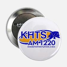 """KHTS Logo 2.25"""" Button"""