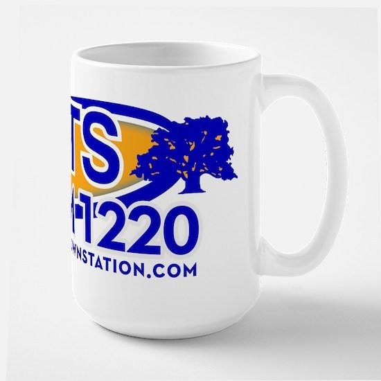 KHTS Logo Large Mug