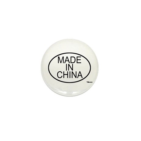 Made In China Mini Button