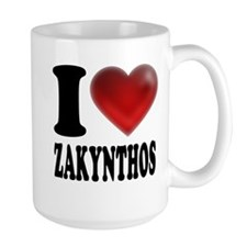 I Heart Zakynthos Mug