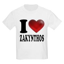 I Heart Zakynthos T-Shirt