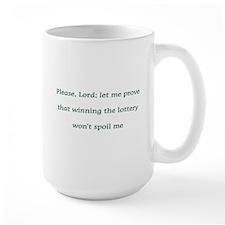 Please, Lord Mug