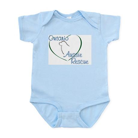 Ontario Aussie Rescue Infant Bodysuit