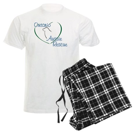 Ontario Aussie Rescue Men's Light Pajamas