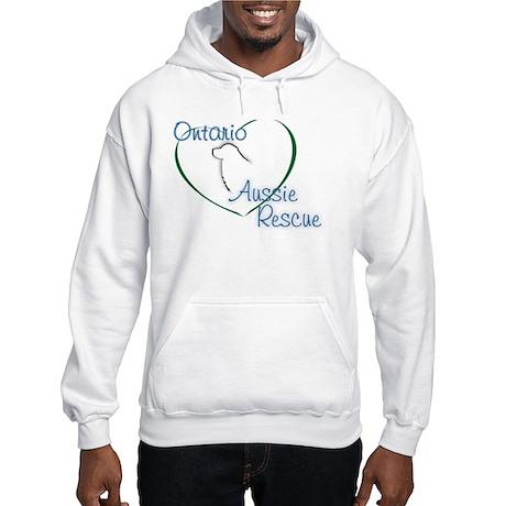 Ontario Aussie Rescue Hooded Sweatshirt