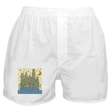 Philly Skyline beachy Boxer Shorts