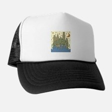 Philly Skyline beachy Trucker Hat