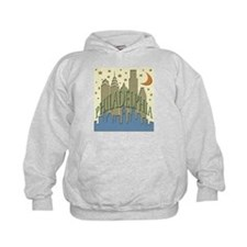 Philly Skyline beachy Hoodie