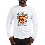 Freeney Coat of Arms Long Sleeve T-Shirt
