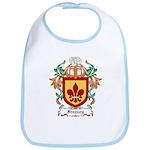 Freeney Coat of Arms Bib