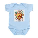 Freeney Coat of Arms Infant Creeper