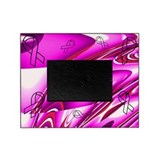 Hot pink picture frame Picture Frames