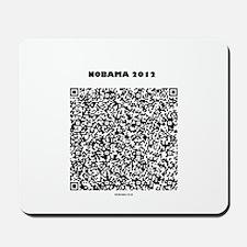 Nobama2012 Mousepad