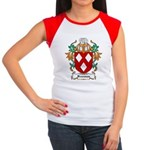 Freeman Coat of Arms Women's Cap Sleeve T-Shirt
