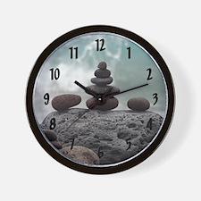 Ocean Serenity - Wall Clock