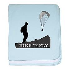 Hike 'N Fly baby blanket