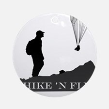 Hike 'N Fly Ornament (Round)