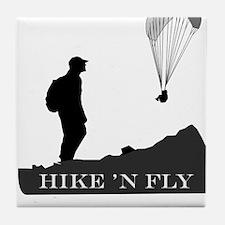 Hike 'N Fly Tile Coaster