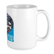 LargeMug_HappyTrees_SkyBlue Mugs