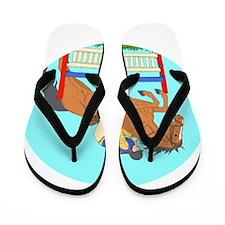 Jumper Flip Flops