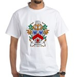 Fownes Coat of Arms White T-Shirt