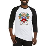 Fownes Coat of Arms Baseball Jersey