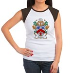 Fownes Coat of Arms Women's Cap Sleeve T-Shirt