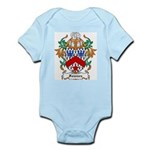 Fownes Coat of Arms Infant Creeper