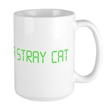 "American Psycho ""Feed Me a Stray Cat"" Mug"