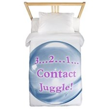 Contact Juggle Twin Duvet