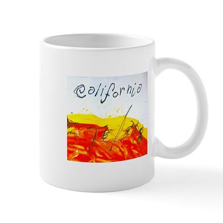california picasso Mug