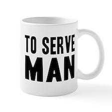"""Futurama """"To Serve Man"""" Mug"""