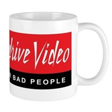 Max Overdrive Video logo Mug