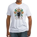 Fonte Coat of Arms Fitted T-Shirt