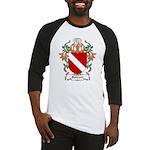 Folliott Coat of Arms Baseball Jersey